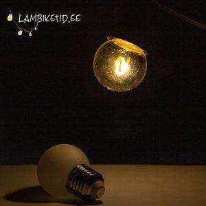 LED lamp 0,7W 2400K Klaar