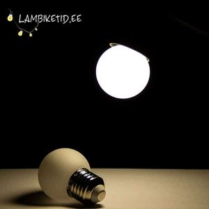 LED lamp 0,8W 3000K 50lm Matt