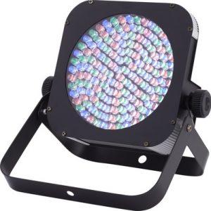 Flat LED par