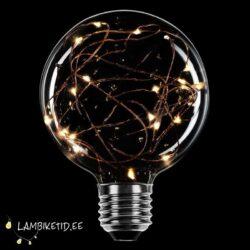 Lamp microLED 1,6W 2200K G95