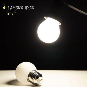 Spectrum LED lamp 4W 400lm 2700K