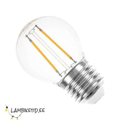 LED filament 1W 2200K 100lm