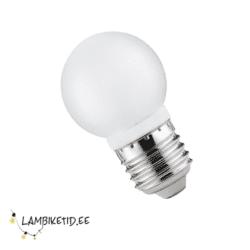 LED lamp 2700K satiin