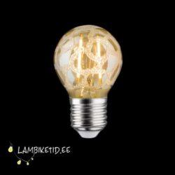 Kuldne kroko-ice LED 2,5W 2500K