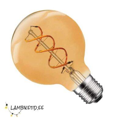 LED filament 5W 2200K G95 DIM