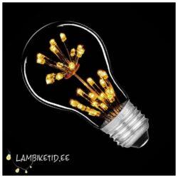 LED Rustic 1,5W 2100K 130lm A60