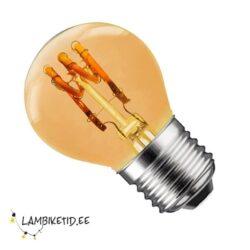 LED Filament 3W 2200K G45 DIM
